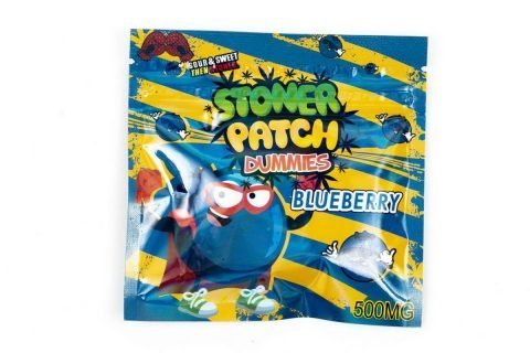 Stoner Patch Dummies Blueberry Flavor