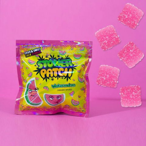 Stoner Patch Dummies Watermelon Flavor